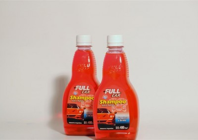 Full Car Shampoo Lava Autos