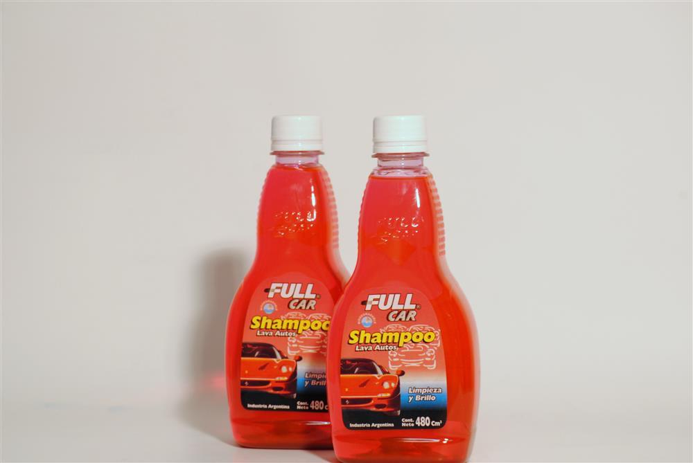 Full Car Shampoo Lava Autos