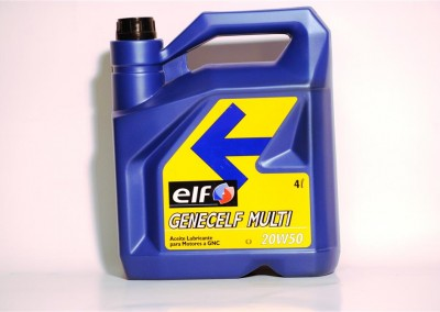Elf Genecelf Multi 20W50