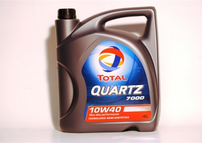 Quartz 7000 10W40 Diesel