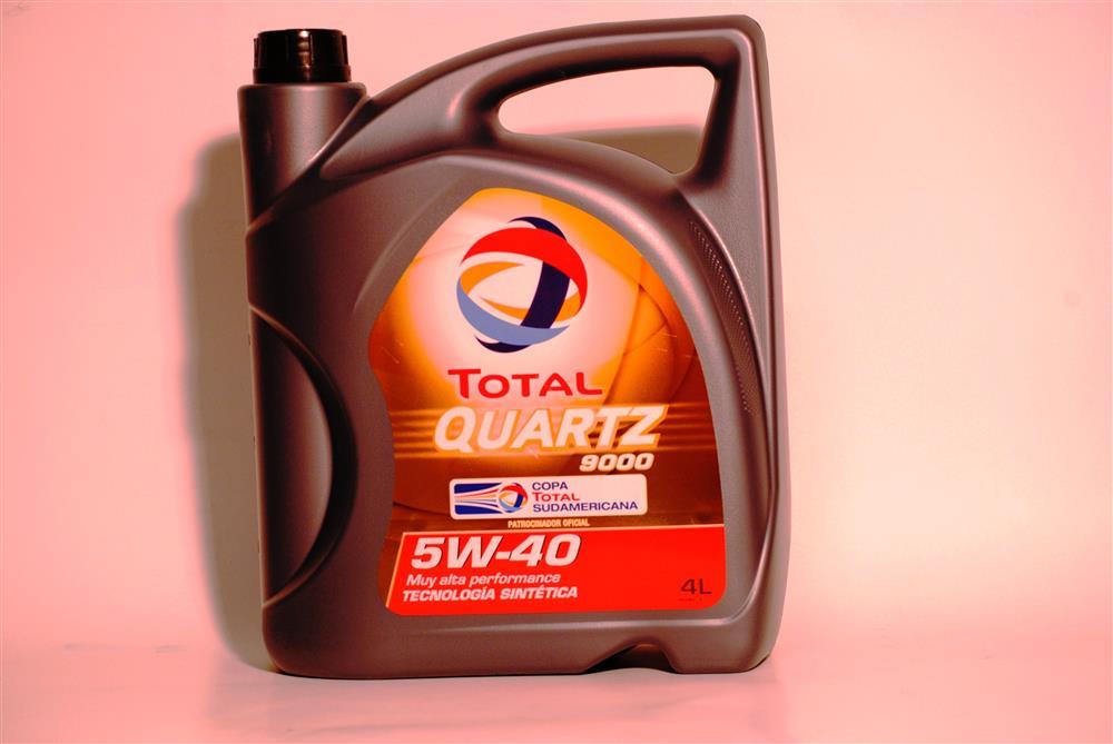 Total Quartz 9000 5W-40